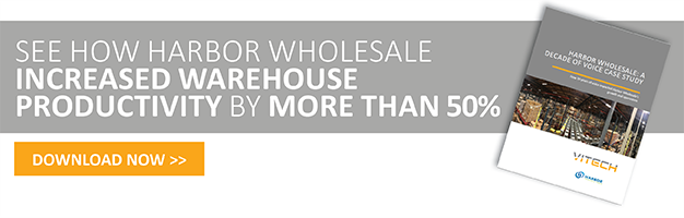 Increase Warehouse Productivity