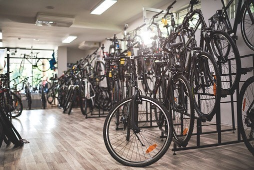 HighJump's flexible WMS enabled Quality Bicycle Products to channel employee insights in order to transform its operations