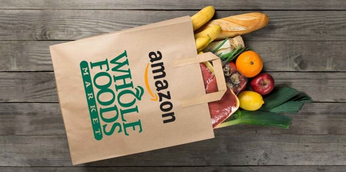Amazon- Owned Whole Foods
