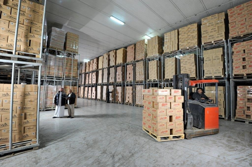 The Saudi distributor saw productivity gains quickly with HighJump WMS