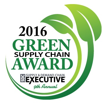 SDCE Green Supply Chain Award 2016