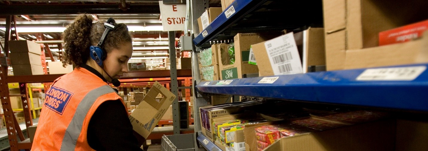 Alleviate Top 5 Seasonal Peak Stress Points with Voice in the Warehouse