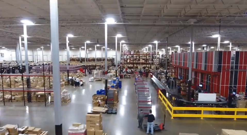 Warehouse Management Innovation - Parts Town