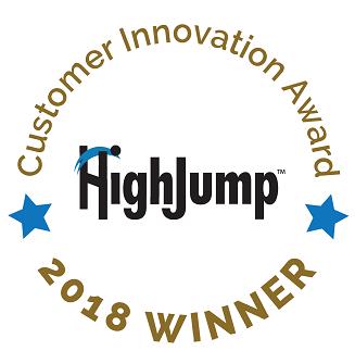 HighJump Customer Innovation Awards