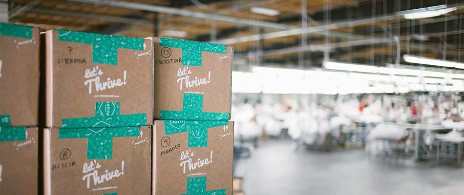 HighJump's WMS Helps Online Grocer Thrive Market